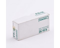 26/10S Nagel Staples
