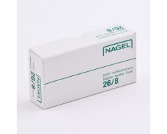 26/8 Nagel Staples