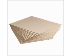 Harmaapahvi + selkätikkumateriaali, A4 pysty kannelle, 50 paria