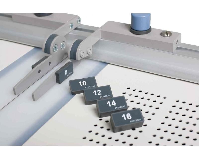 Fastbind steegi ohjainsetti, sisältäen 10-16mm ohjaimet