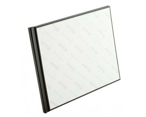 PrintMount Hard Cover, Manager Musta, 203x305mm vaaka, leveys 10 mm, 10 kpl