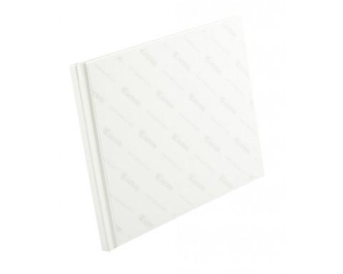 PrintMount Hard Cover, Manager Valkoinen, 203x305 mm vaaka, leveys 10 mm, 10 kpl