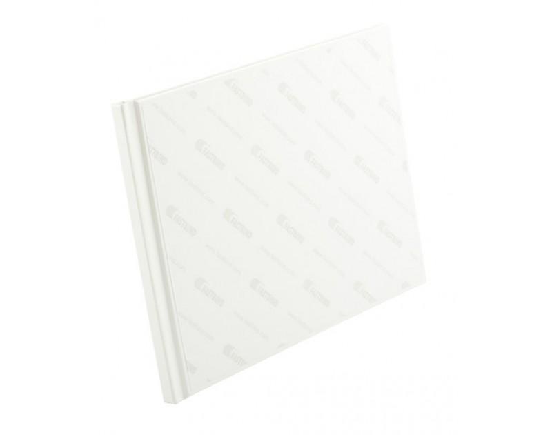 PrintMount Hard Cover, Manager Valkoinen, A4 vaaka, leveys 10 mm, 10 kpl