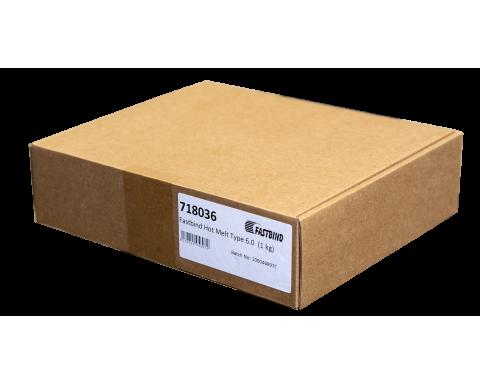 Fastbind Hot Melt sulateliima type 6, 1 kg/pkt