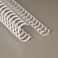Metallikampa (wire-o) pätkät